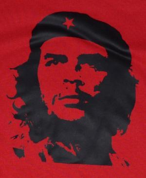 Detailansicht Kapuzen-Pullover: Che Guevara