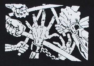 Detailansicht Sweat-Jacket: clubbed