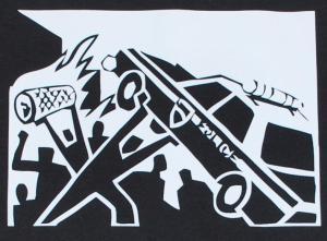 Detailansicht Tanktop: Copcar