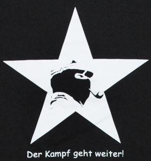 Detailansicht T-Shirt: Der Kampf geht weiter!