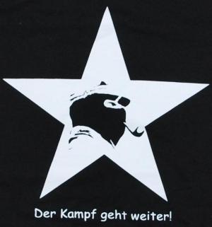 Detailansicht Girlie-Shirt: Der Kampf geht weiter!