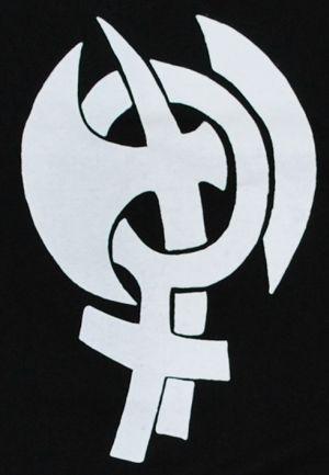 Detailansicht T-Shirt: Doppelaxt
