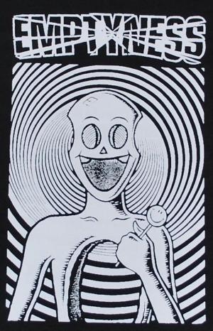 Detailansicht Girlie-Shirt: Emptyness