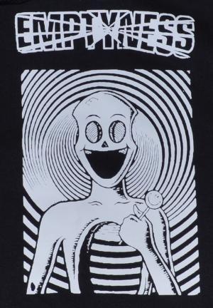 Detailansicht Kapuzen-Pullover: Emptyness