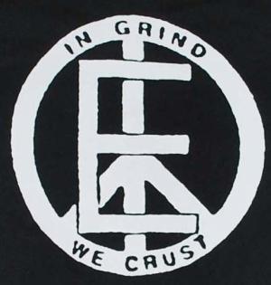 Detailansicht Kapuzen-Jacke: Equality - In Grind We Crust
