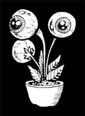 Detailansicht Polo-Shirt: Eyeflower