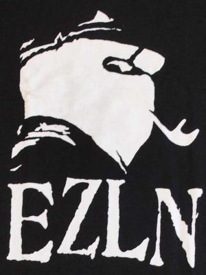 Detailansicht Girlie-Shirt: EZLN (Marco)