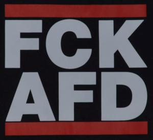 Detailansicht Top / Trägershirt: FCK AFD