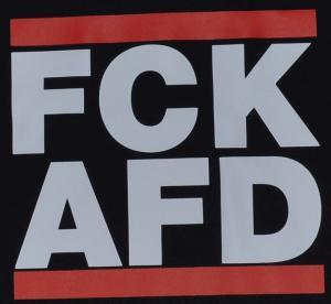 Detailansicht Man Tanktop: FCK AFD