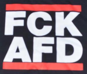 Detailansicht Longsleeve: FCK AFD