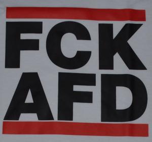 Detailansicht Tanktop: FCK AFD