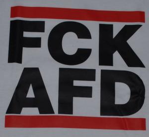 Detailansicht T-Shirt: FCK AFD