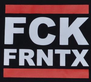 Detailansicht T-Shirt: FCK FRNTX