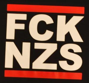 Detailansicht Man Tanktop: FCK NZS