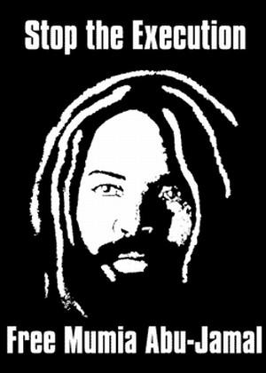 Detailansicht Polo-Shirt: Free Mumia - Stop the Execution