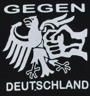 Detailansicht T-Shirt: Gegen Deutschland