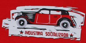 Detailansicht T-Shirt: Industria Socializada