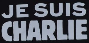 Detailansicht Kapuzen-Pullover: Je suis Charlie