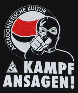 Detailansicht T-Shirt: Kampfansagen