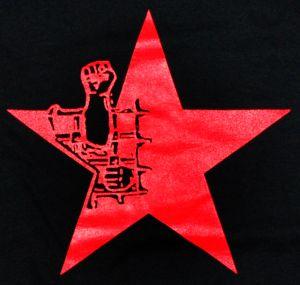 Detailansicht T-Shirt: Knaststern