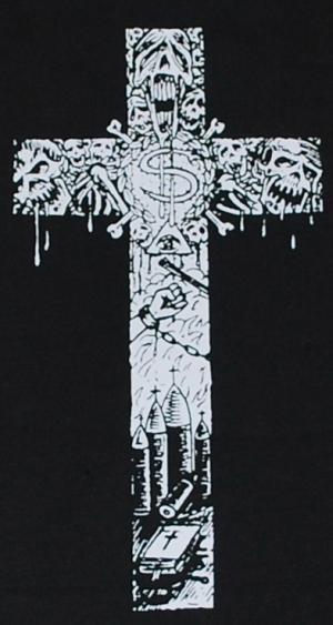 Detailansicht T-Shirt: Kreuz