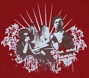 Detailansicht T-Shirt: Liberation Red
