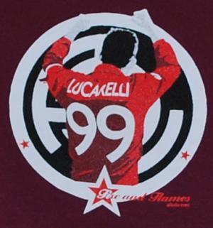 Detailansicht Kapuzen-Pullover: Lucarelli