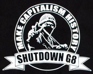 Detailansicht Woman Tanktop: Make Capitalism History