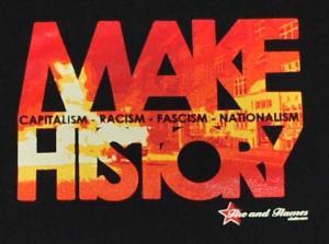 Detailansicht T-Shirt: Make History