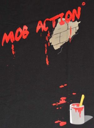 Detailansicht T-Shirt: Mural black