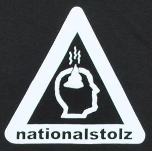 Detailansicht Longsleeve: Nationalstolz