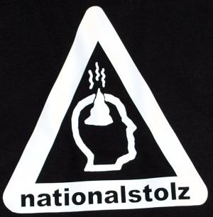 Detailansicht tailliertes Tanktop: Nationalstolz