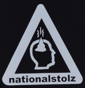 Detailansicht Man Tanktop: Nationalstolz