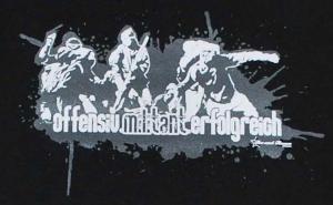 Detailansicht T-Shirt: Offensiv black
