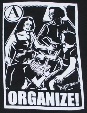 Detailansicht Sweat-Jacket: Organize