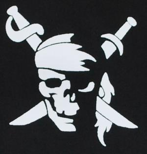 Detailansicht Kapuzen-Jacke: Pirate