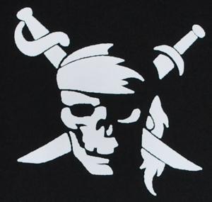Detailansicht Polo-Shirt: Pirate
