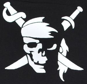 Detailansicht Longsleeve: Pirate