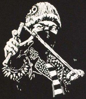 Detailansicht T-Shirt: Punker Zwille