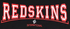 Detailansicht Kapuzen-Pullover: Redskins International