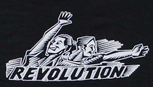 Detailansicht T-Shirt: Revolution!