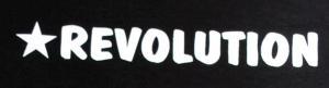 Detailansicht tailliertes Tanktop: Revolution