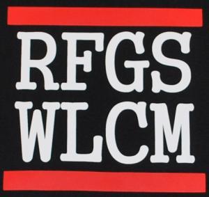 Detailansicht T-Shirt: RFGS WLCM