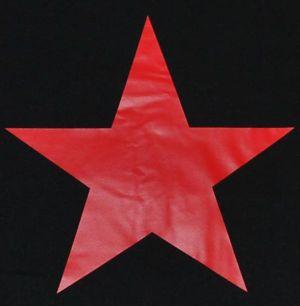 Detailansicht T-Shirt: Roter Stern