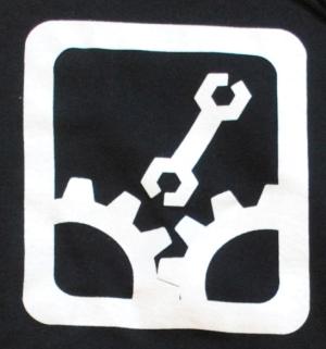 Detailansicht Kapuzen-Pullover: Sabotage