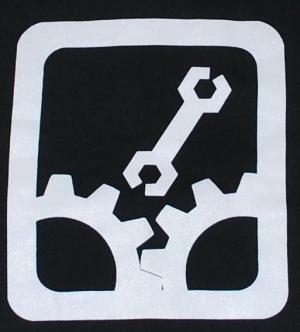 Detailansicht Kapuzen-Jacke: Sabotage