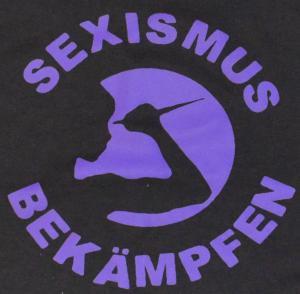 Detailansicht Top / Trägershirt: Sexismus bekämpfen