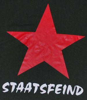 Detailansicht T-Shirt: Staatsfeind