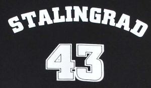 Detailansicht Sweat-Jacket: Stalingrad 43