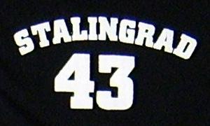 Detailansicht Girlie-Shirt: Stalingrad 43